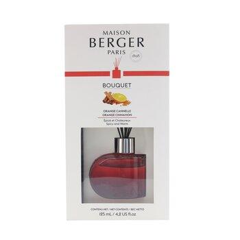 Купить Alliance Red Reed Diffuser - Orange Cinnamon 125ml/4.2oz, Lampe Berger (Maison Berger Paris)