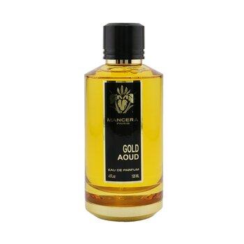 Купить Gold Aoud Eau De Parfum Spray 120ml/4oz, Mancera