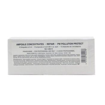 Купить Ampoule Concentrates Repair Pollution Protect (Salon Size) 24x2ml/0.06oz, Babor