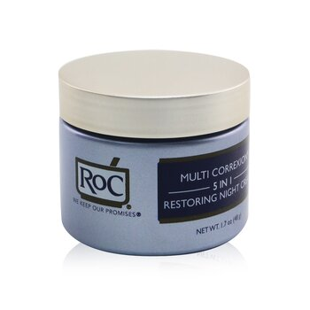 Купить Multi Correxion 5 in 1 Restoring Night Cream (Box Slightly Damaged) 48g/1.7oz, ROC