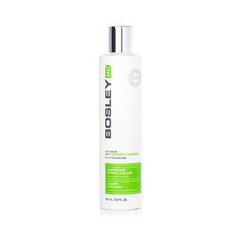 Купить Scalp Relief Anti-Dandruff Shampoo with Pyrithione Zinc 250ml/8.5oz, Bosley