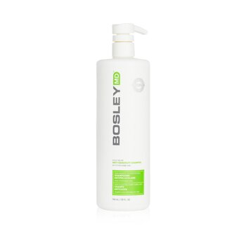 Купить Scalp Relief Anti-Dandruff Shampoo with Pyrithione Zinc 740ml/25oz, Bosley