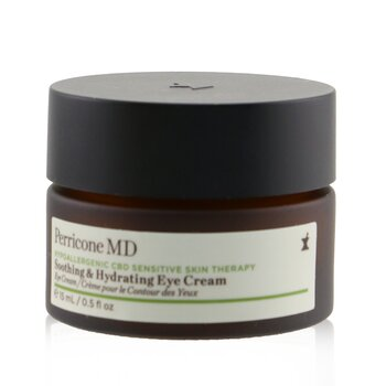 Купить Hypoallergenic CBD Sensitive Skin Therapy Soothing & Hydrating Eye Cream 15ml/0.5oz, Perricone MD