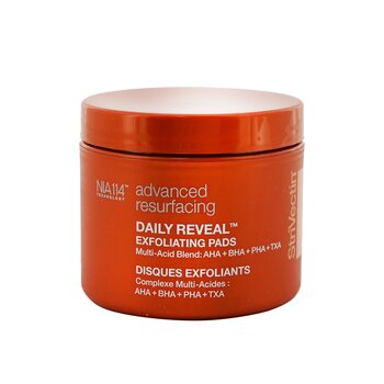 Advanced Resurfacing Daily Reveal Exfoliating Pads 60pads