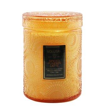 Купить Small Jar Candle - Spiced Pumpkin Latte 156g/5.5oz, Voluspa