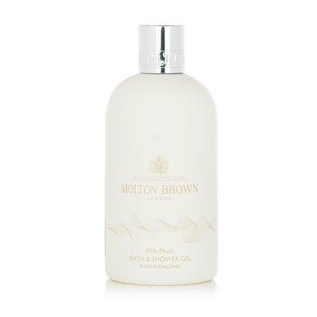 Купить Milk Musk Bath & Shower Gel 300ml/10oz, Molton Brown