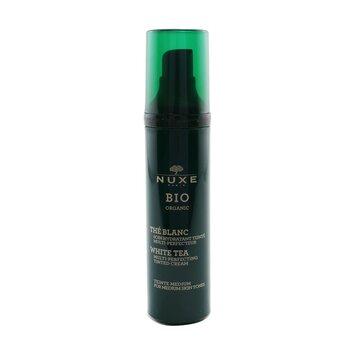 Купить Bio Organic White Tea Multi-Perfecting Tinted Cream - Medium Skin Tones 50ml/1.7oz, Nuxe