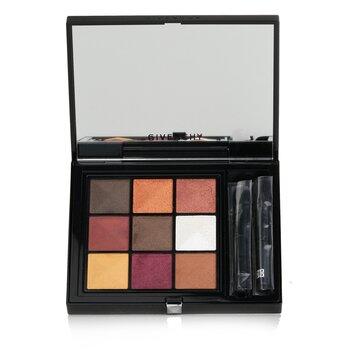Купить Le 9 De Givenchy Multi Finish Eyeshadows Palette (9x Eyeshadow) - # LE 9.05 (Unboxed) 8g/0.28oz