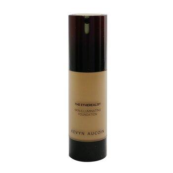 Купить The Etherealist Skin Illuminating Foundation - Medium EF 07 (Box Slightly Damaged) 28ml/0.95oz, Kevyn Aucoin