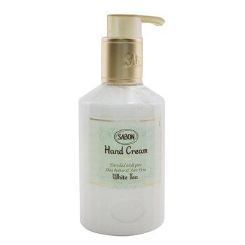 Купить Hand Cream - White Tea 200ml/7oz, Sabon
