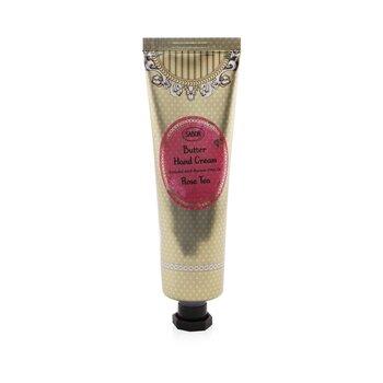 Butter Hand Cream - Rose Tea (Box Slightly Damaged) 75ml/2.6oz, Sabon  - Купить