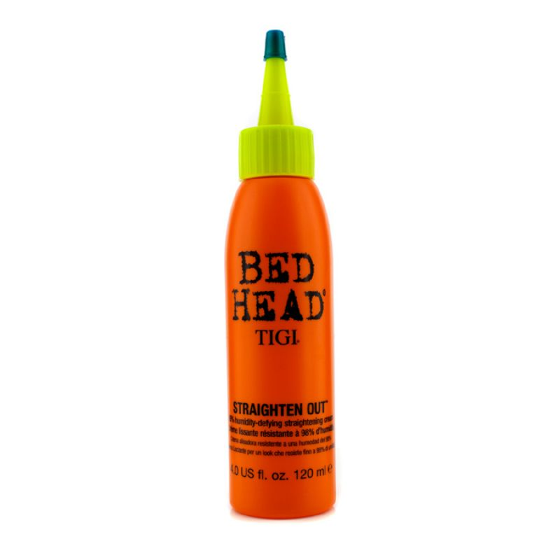 Tigi 蒂芝 床头系列直发霜  秀发舒缓  持久顺直  显著恢复秀发活力  健身毛躁 120ml