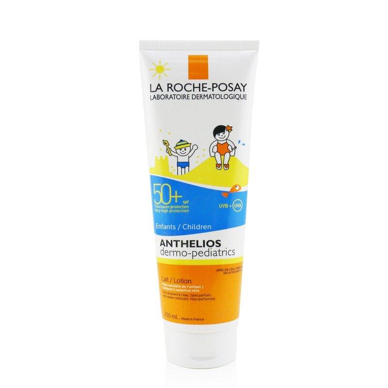 La Roche Posay 理肤泉  Anthelios 50 儿童防晒乳SPF 50+ 特别为儿童配制 保护肌肤柔软质感 250ml法国