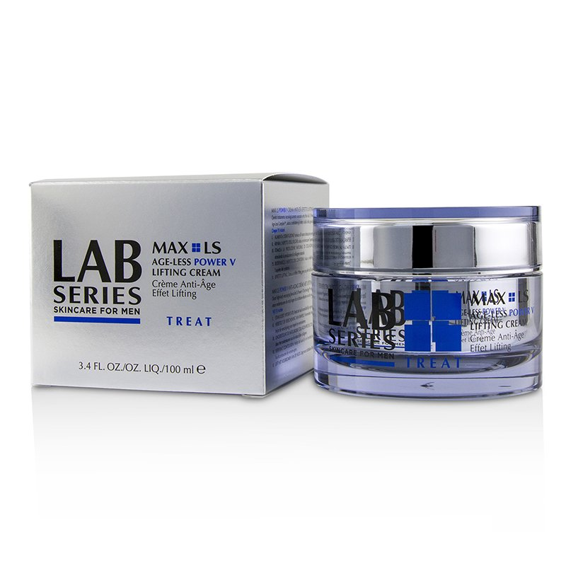 Lab Series 朗仕 钛金锋范系列抑皱紧致活肤面霜 Lab Series Max LS Age-Less Power V Lifting Cream 100ml美国