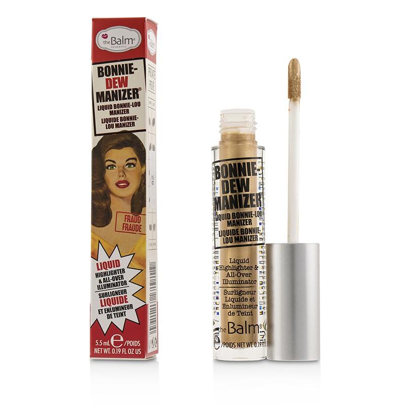 TheBalm 绝棒彩妆 明星液体高光 多功能液体高光棒 柔滑而轻盈 焕发柔和亮彩光芒 5.5ml