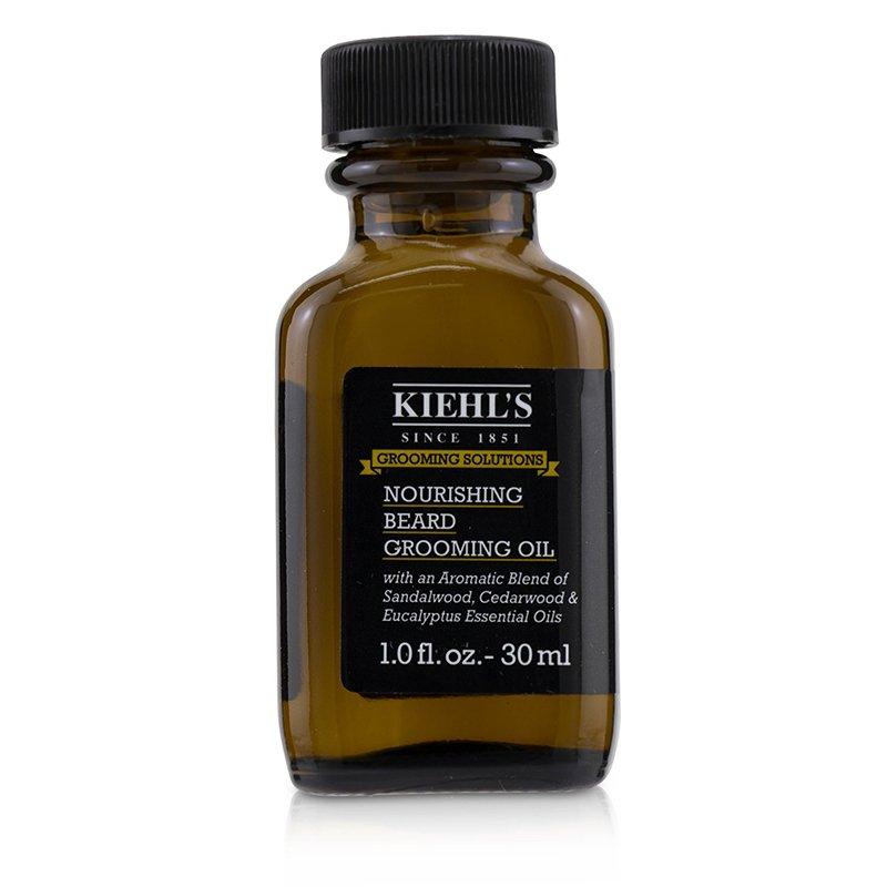 Kiehl's 科颜氏 绅士理容胡须滋养油 Nourishing Beard Grooming Oil  滋润胡须内肌肤 30ml