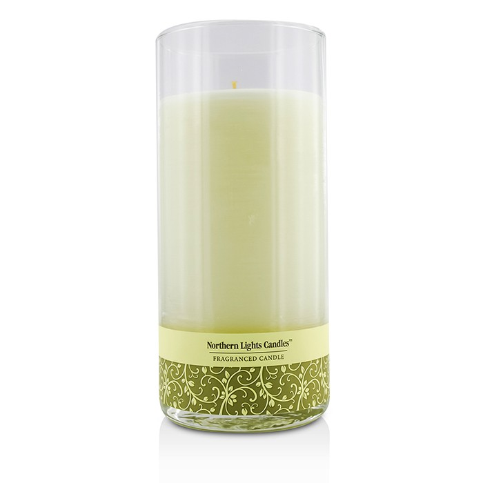 Northern lights candles fragranced candle evening musk home scents