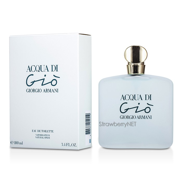 giorgio armani acqua di gio eau de toilette spray 100ml 3 4oz