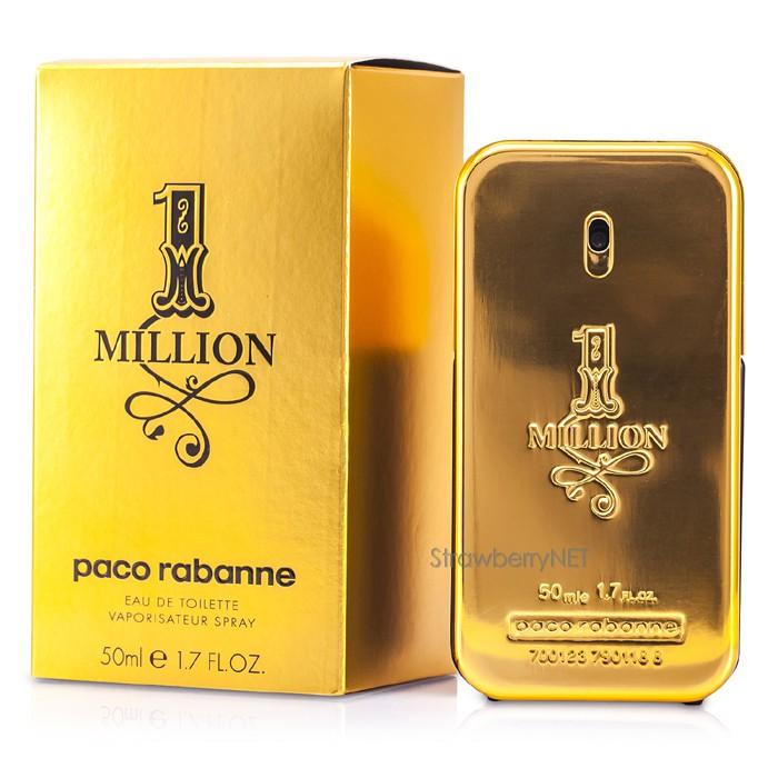 PACO RABANNE ONE MILLION EDT 50ml - BeautyStyle
