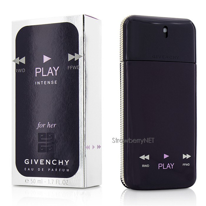 Givenchy Play for Her Intense Eau De Parfum Spray 50ml/1.7oz