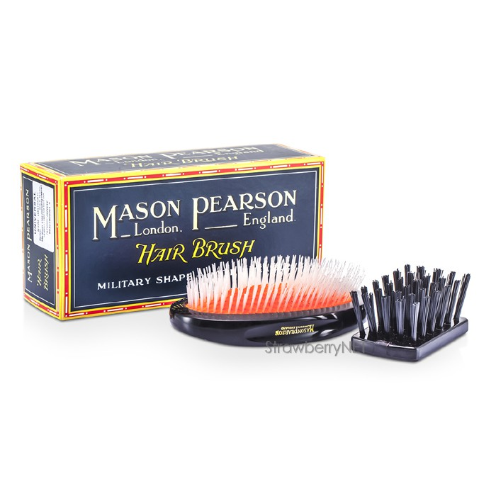 Mason Pearson Nylon - Universal Military Nylon Medium Size Hair Brush ...