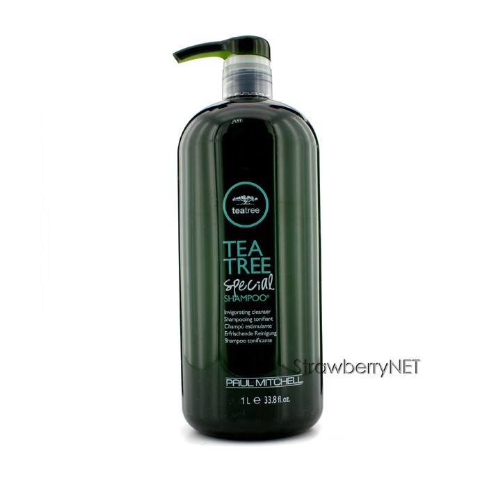 paul mitchell tea tree special shampoo 1000ml ebay. Black Bedroom Furniture Sets. Home Design Ideas