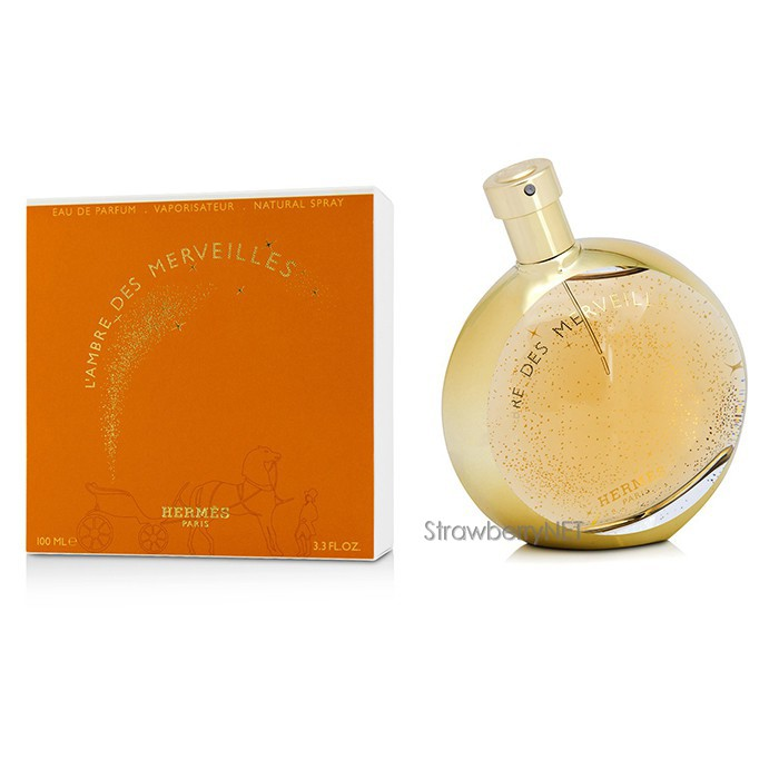 hermes l 39 ambre des merveilles eau de parfum spray 100ml 3. Black Bedroom Furniture Sets. Home Design Ideas