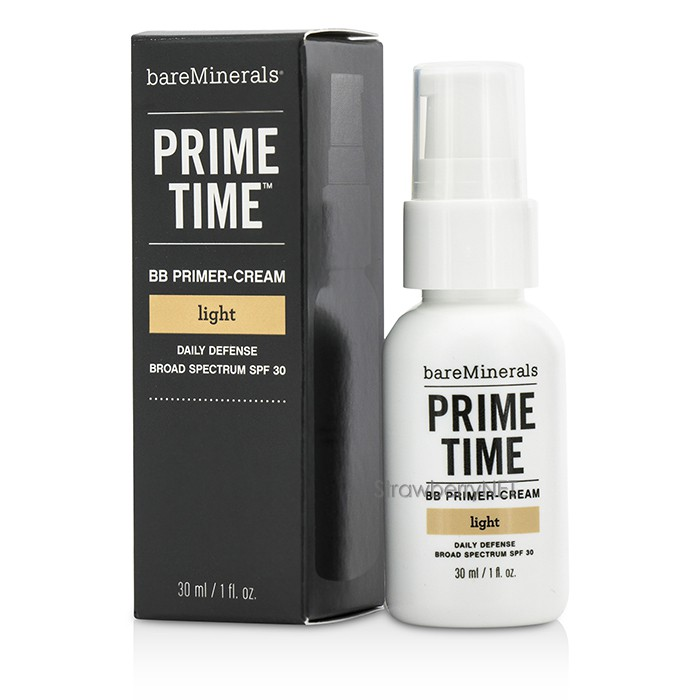 bare escentuals bareminerals bb primer cream board. Black Bedroom Furniture Sets. Home Design Ideas