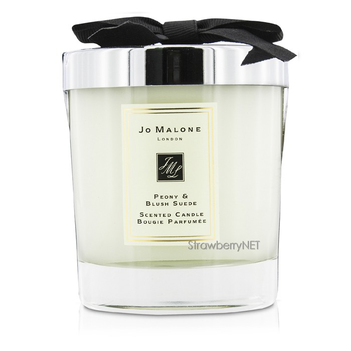 jo malone peony blush suede scented candle 200g 2 5. Black Bedroom Furniture Sets. Home Design Ideas