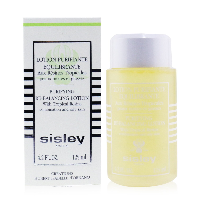 Sisley 希思黎  植物净颜平衡化妆水 控油舒缓   净化肌肤  保持水油平衡 收敛毛孔 125ml