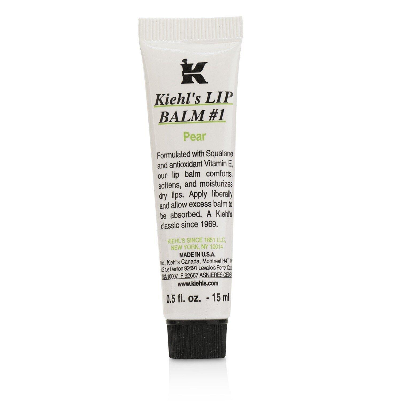 Kiehl's 科颜氏 润唇膏 - # 1 Pear 保湿滋润 舒适健康 免受寒风舒缓  使双唇更加舒适健康 15ml