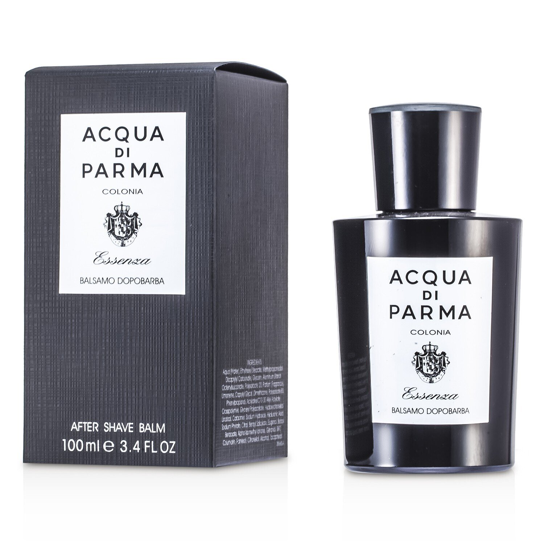 Acqua Di Parma 彭玛之源 帕尔玛之水 克罗尼亚黑调须后乳霜After Shave Balm 洁肤凝胶 令肌肤柔软 100ml