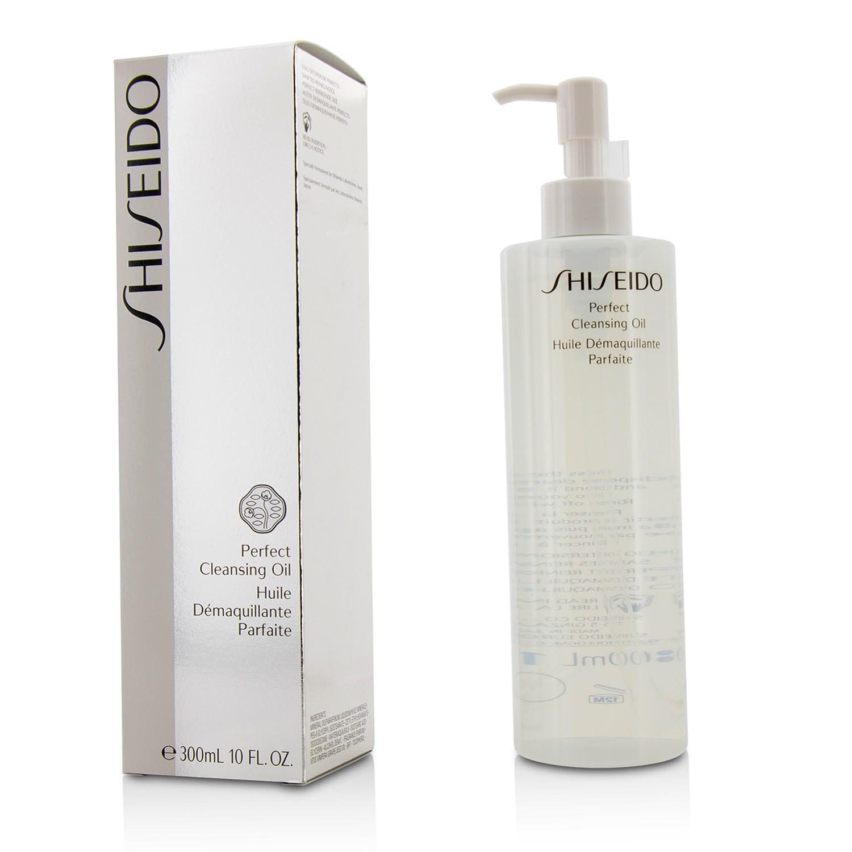 SHISEIDO 资生堂 卸妆洁面油 去除污垢及多余的油脂 滋润肌肤 使肌肤柔软洁净 300ml