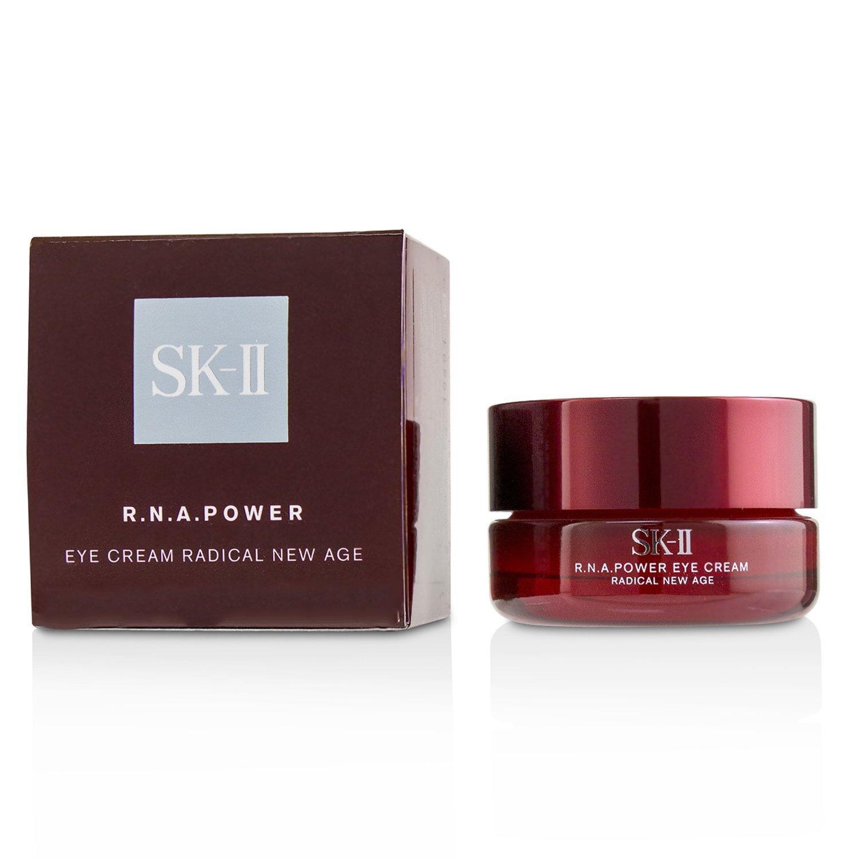 【金秋扫货季】SK II 微肌因修护焕采眼霜 (SK-II大眼眼霜)  轻盈质地易被吸收 促进皮肤表面更新 提升紧致15g