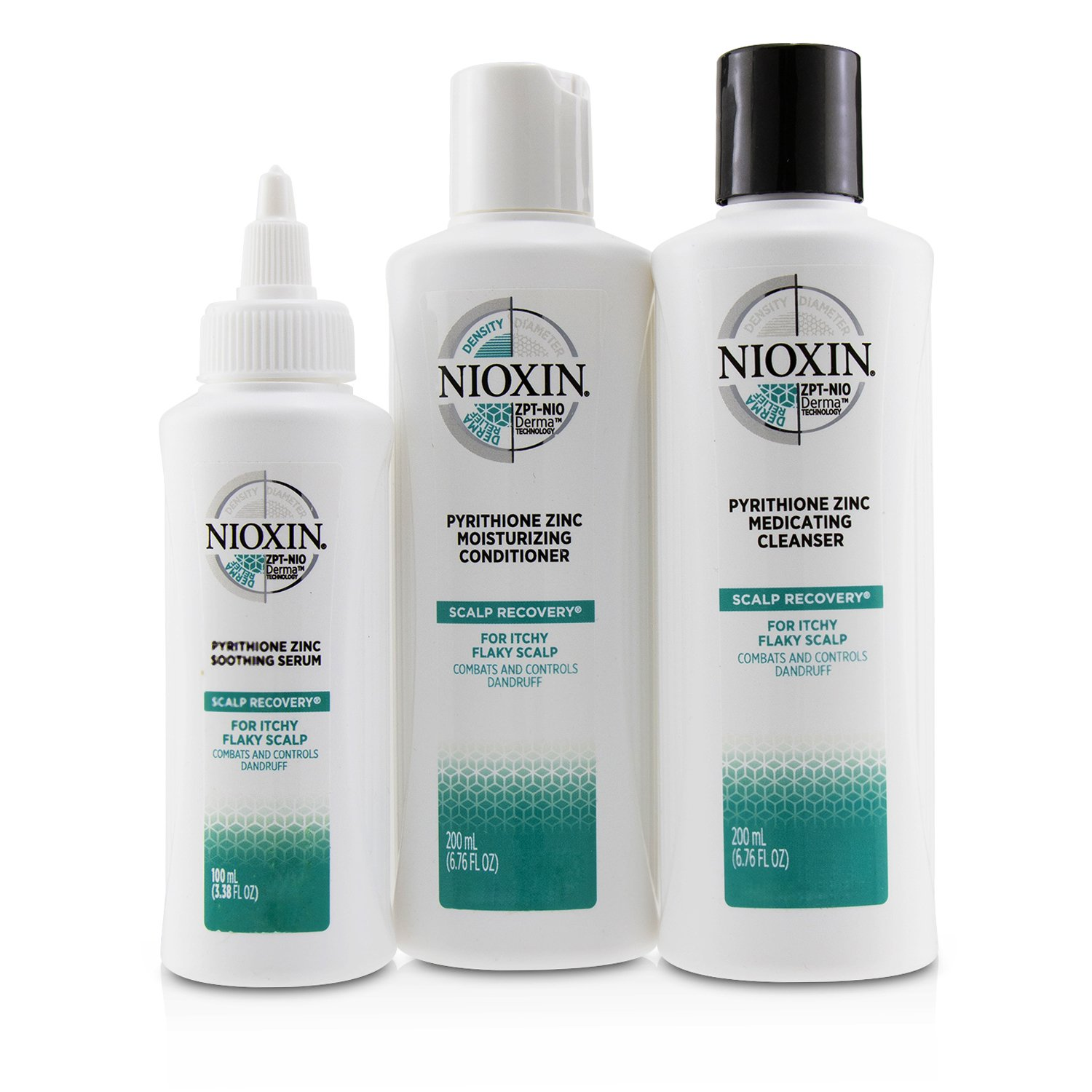 Buy NIOXIN - Scalp Recovery Kit - For Itchy Flaky Scalp 3pcs Singapore