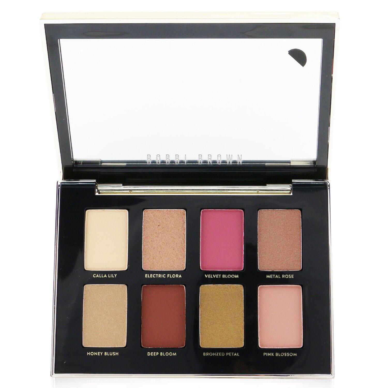 Buy BOBBI BROWN - Luxe Metal Rose Eye Shadow Palette (8x Eyeshadow) 8x2g/0.07oz Singapore