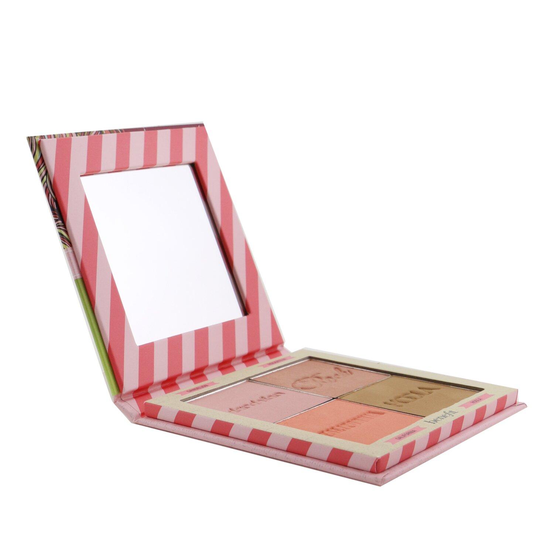 Buy BENEFIT - World O Blushes (4 In 1 Bronzer & Blush Palette) 12.5g/0.42oz Singapore