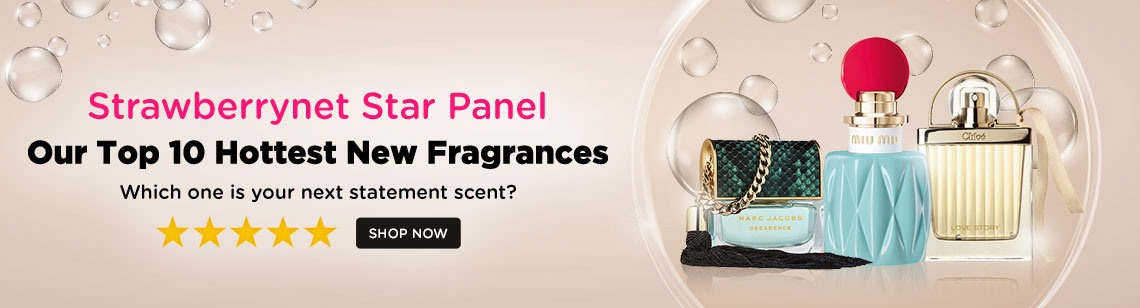 strawberrynet star panel fragrances