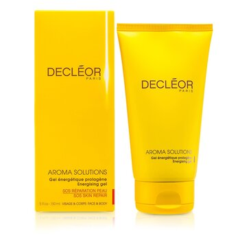 Aroma Solutions Energising Gel For Face & Body (150ml/5oz)