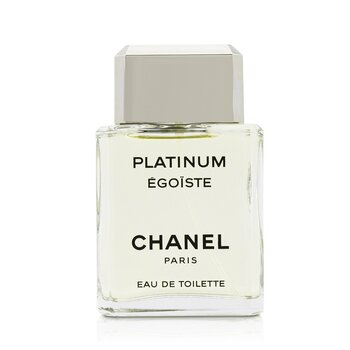 Egoiste Platinum Eau De Toilette Spray (50ml/1.7oz)