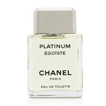 Egoiste Platinum Eau De Toilette Spray (100ml/3.4oz)