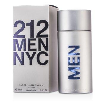 212 NYC Eau De Toilette Spray (100ml/3.4oz)
