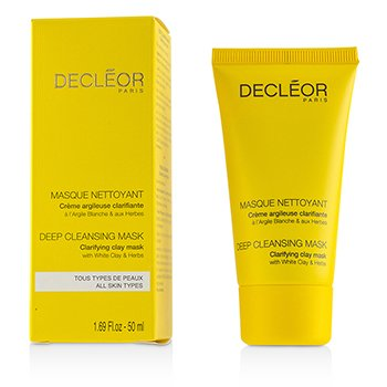 Aroma Cleanser Clay and Herbal Mask (50ml/1.69oz)