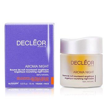 Decleor Aroma Night Ароматический Питательный Бальзам (с Ангеликой)  15ml/0.5oz