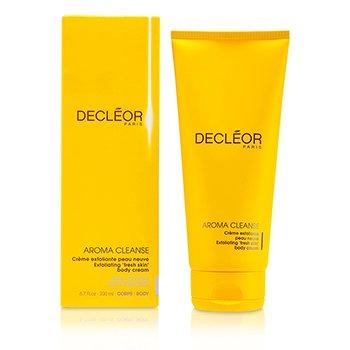 Decleor Aroma Cleanse Отшелушивающий Крем для Тела 200ml/6.7oz