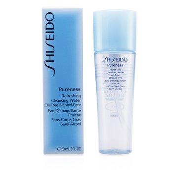 Shiseido Pureness Освежающая Очищающая Вода без Масел 150ml/5oz