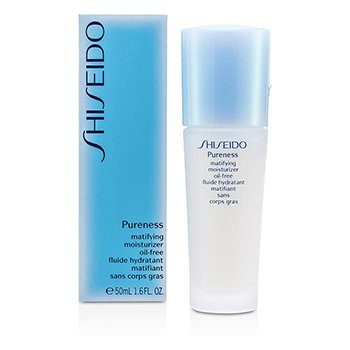 Shiseido Pureness Матирующее Увлажняющее Средство без Масел 50ml/1.7oz