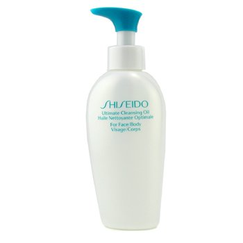 Shiseido Ultimate Очищающее Масло для Лица и Тела 150ml/5oz