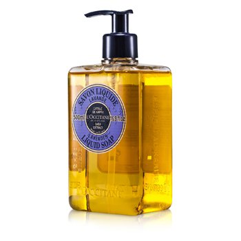 Shea Butter Liquid Soap - Lavender (500ml/16.9oz)