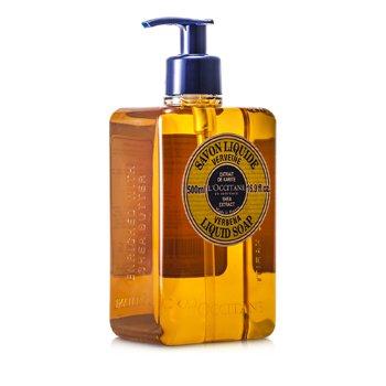 Shea Butter Liquid Soap - Verbena (500ml/16.9oz)